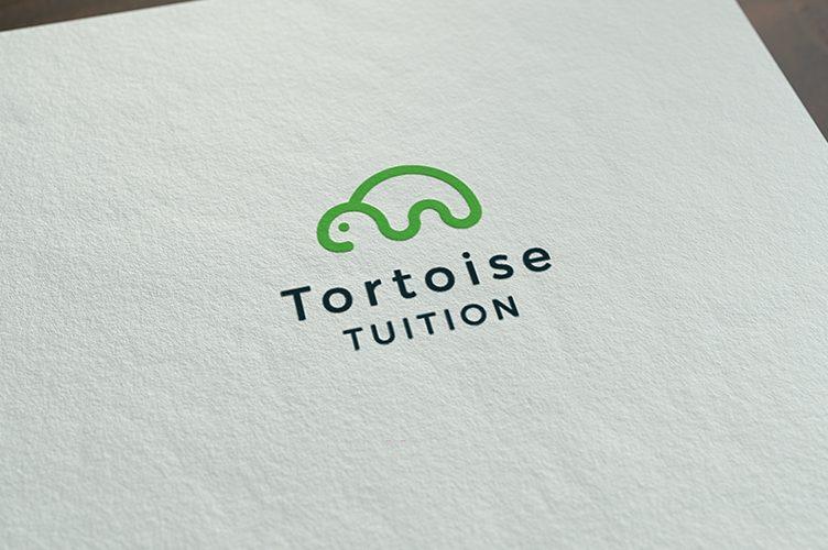 tuition logo design